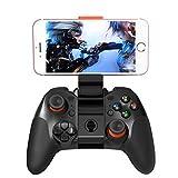 Bluetooth Gamepad, Dual Vibration Game Controller, Geeignet Für Vr / Ios / Android / Pc-spiele