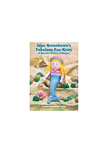 Jean Greenhowe - gebreide poppen - Fabulous Fun-Knits