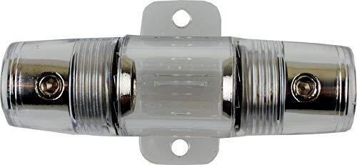 AGU Fuse Holder 4 GA / 8 Gauge CAR Audio AMP Amplifier Wiring 60AMP 80AMP 100AMP