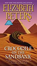 Crocodile on the Sandbank[CROCODILE ON THE SANDBANK][Mass Market Paperback]