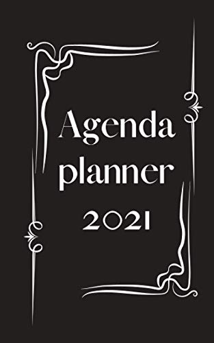 Agenda planner 2021: Weekly Planner 2021/A 52 Week Guide /Gratitude Journal