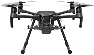 DJI Matrice 210 V2 Pro RTK Quadcopter Integrated with RTK Modules and D-RTK 2 Mobile Station Compatibility, Includes Remote Controller (Includes Enterprise Shield Basic Protection Plan)