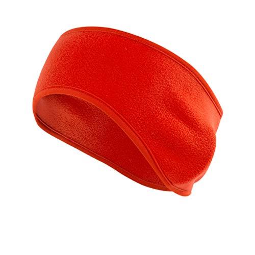 Tookang Unisex Ear Warmer Diadema De Invierno Esquí Full Cover Ear Muff Estirar La Venda Del Pelo Accesorios Perfecto Para El Invierno Correr Yoga Esquí Deporte