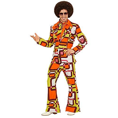 Widmann Disfraz de adultos 70's Traje , color/modelo surtido