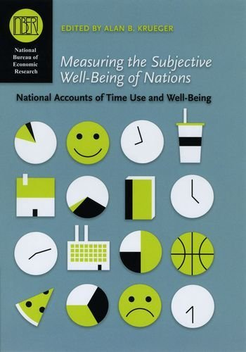 Measuring the Subjective Well-Being of Nations: National Accounts of Time Use and Well-Being (National Bureau of Economic Research Conference Report) (English Edition)