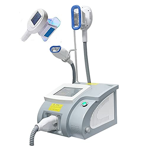 Body Slimming Machine Freeze Slimming Machine Fiunkes Cryolipolysis Fat Lipolysis Instrument Frozen Burst Fat Slimming Instrument with 3 Handles