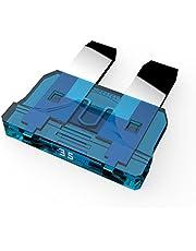 AUPROTEC Standaard ATO platte stekkerzekering 1A - 40A steekzekering smeltbeveiliging