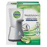 Dettol 3029525 Negro, Plata, Translúcido - Dispensador de jabón (1 Pieza(s))