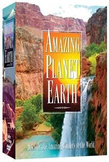 Amazing Planet Earth (Bodensubstrat für Terrarium): Insel Kontinent/in der Mitte Kingdom/aus Ägypten zu Israel/...