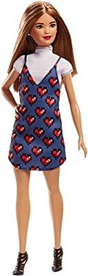 Barbie Wear Your Heart Fashion Doll
