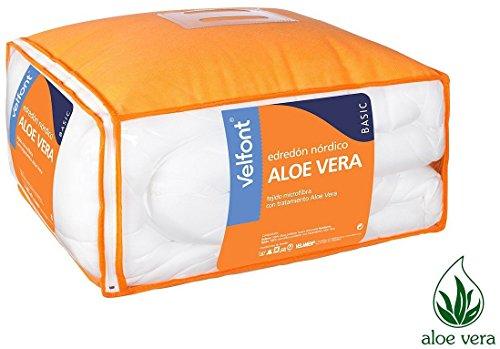 Velamen - NórdicoVelfontAloe Vera 240x220300grs. (para Cama de 150)