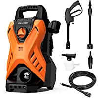 Paxcess 1750 PSI 1.6GPM Portable Electric Pressure Washer
