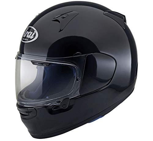 Arai Profile V Solid Negro Brillante Casco Integral De Moto Tamano M