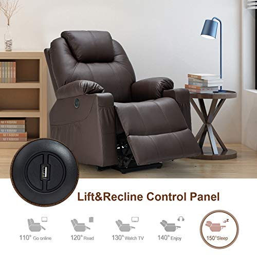 Esright Electric Power Recliner Lift Chair
