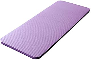 Romica Yoga Knee Pad 15Mm Yoga Mat Large Thick Pilates Exercise Fitness Pilates Workout Mat Non Slip Camping Mats