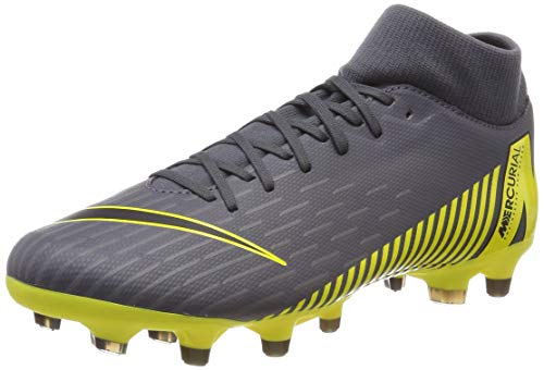 Nike Herren Superfly 6 Academy MG Fußballschuhe, Grau (Dark Grey/Black/Dark Grey 070), 47.5 EU