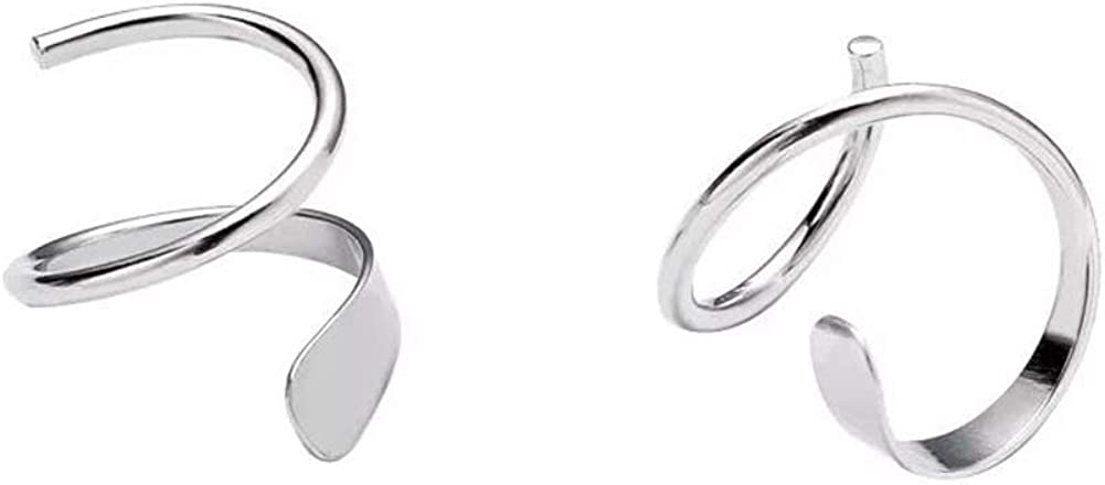 Minimalist Ear Climber 925 Ranking TOP6 National products Sterling Earrings for Silver Women Te