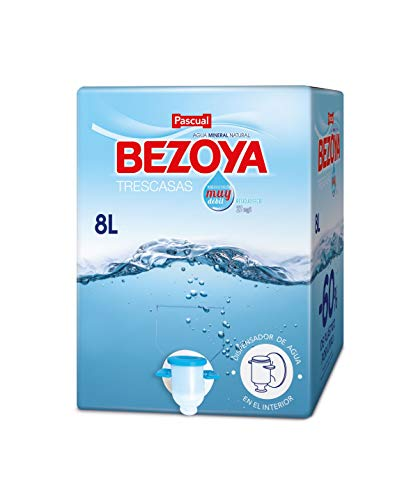 Bezoya Agua Bezoya Bag in Box - 1 x 8000 ml