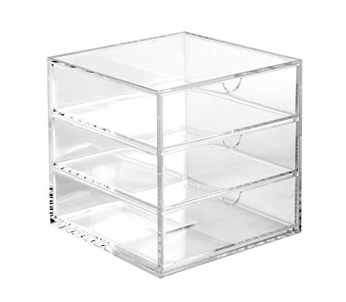 OSCO klein transparent P0002 Medium (Cube)