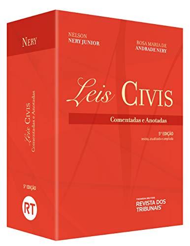 Leis Civis - Comentadas E Anotadas
