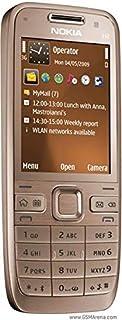 هاتف نوكيا اي 52 (60 ميجا، واي فاي الجيل الثالث، لون ذهبي والومنيوم)