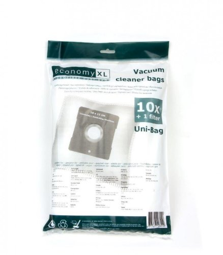 10 Staubsaugerbeutel für Samsung VP-77
