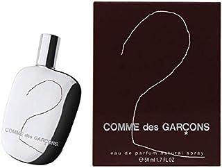 Comme Des Garcons 2 by Comme Des Garcons for Unisex - Eau de Parfum, 50 ml