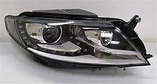 Bi-Xenon Crystal Clear Headlight Left Fits VW Cc 358 Coupe 2011-