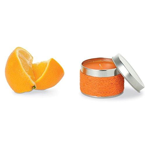 DISOK - Vela Fragancia Naranja