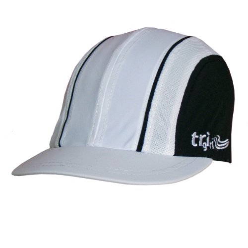 Trigirl - Kappen für Damen in Schwarz/Weiß, Größe Einheitsgröße