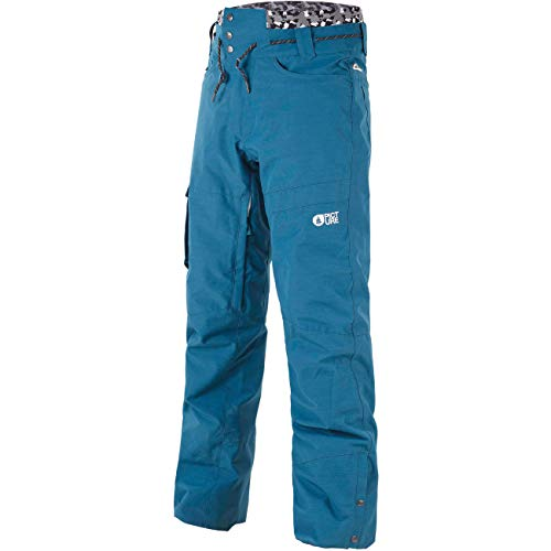 Picture Under Pant MPT089 Petrol Blue Gr. M
