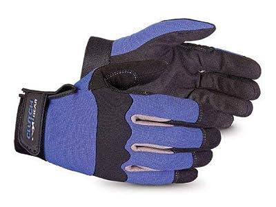 Superior MXBUFL and MXBU Clutch Gear Leather Mechanics Glove