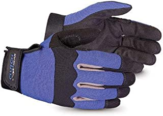 Superior Winter Work Gloves with Fleece Lining - Water Repellant Work Gloves for Cold Weather Conditions (MXBUFL) – Size Small