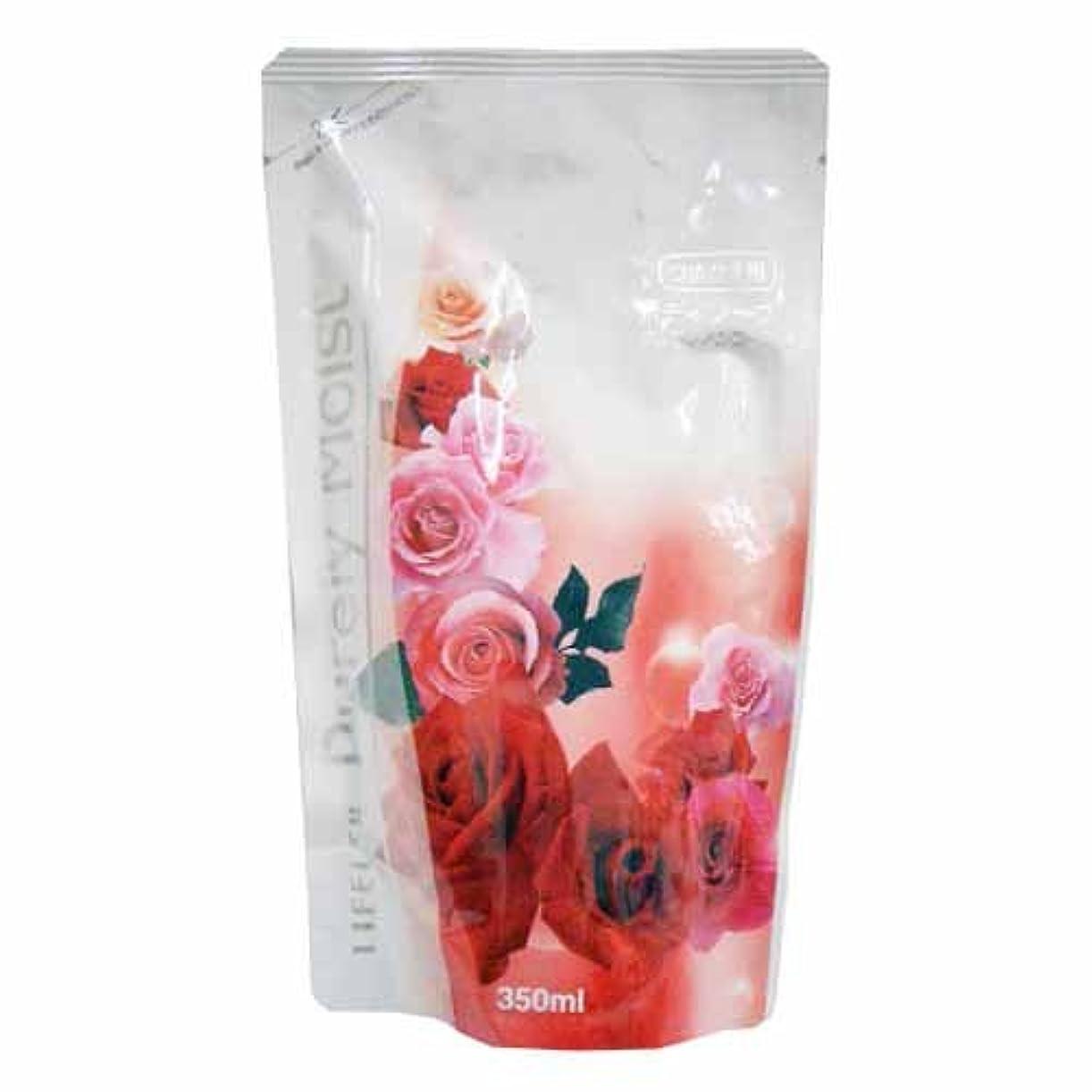 税金勇気招待コーナンオリジナル Purely Moist ボディソープ ブルガリアンローズの香り つめかえ用 350ml