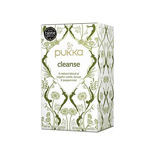 Pukka Infusion Cleanse Depurativa 20 Bl Bio 80 g