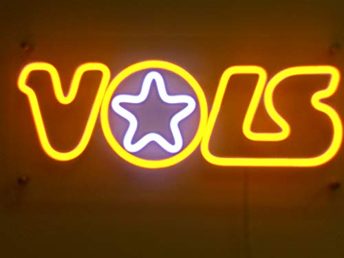 LED NEON Sports Sign - Vols