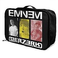 トラベルポーチ アレンジケース 旅行用収納ケース トラベルポーチ Eminem エミネム 大容量 軽量 出張 旅行 衣類収納袋 スーツケース整理 インナーバッグ 収納ポーチ 便利グッズ 多機能 折り畳み 収納バッグ 手提げ 持ち運び便利