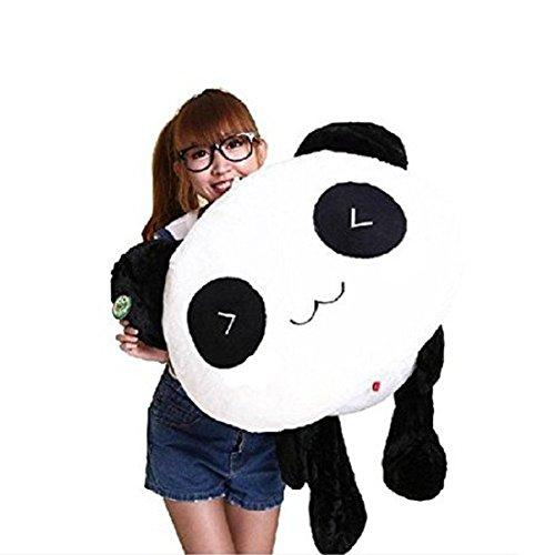 Carcasa muñeco de peluche de diseño de China Panda almohada de peluche regalo de meditación para cabeza 70 cm/69,85 cm