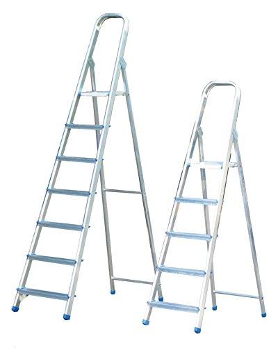 Marca A2000004 - Escalera Domest.Aluminio 4-Peld.En-131