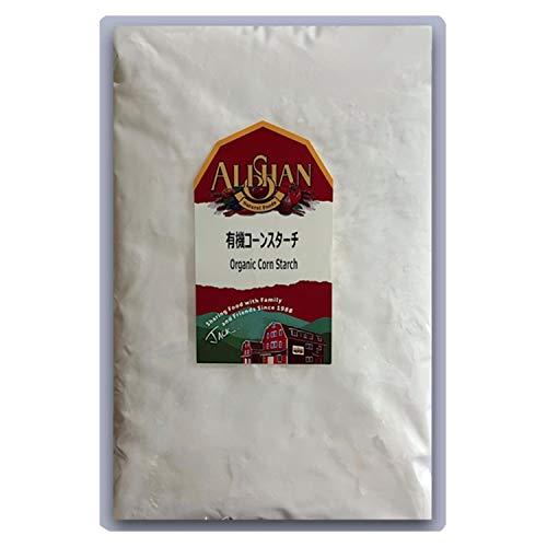 アリサン有限会社 有機コーンスターチ 1kg