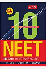10 Very Similar Practice Sets NEET PCB Kindle Edition