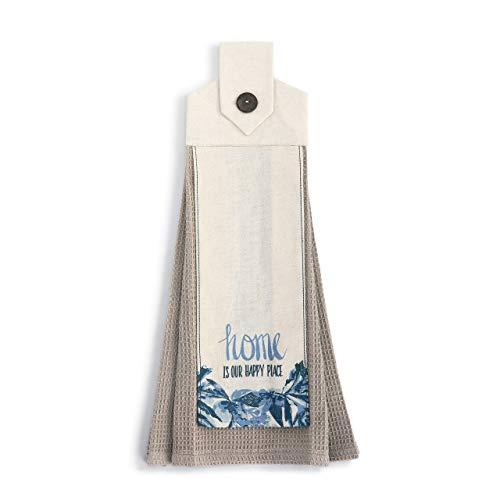 toalla boton fabricante Demdaco