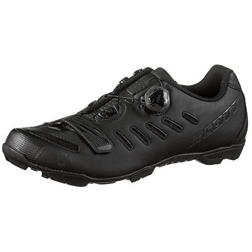 Scott MTB Team Boa Fahrrad Schuhe schwarz 2020: Größe: 43