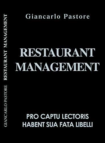 Restaurant management. Ediz. italiana