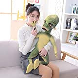 Creative Alien Plush Fun Toy - Plush Figure Alien Soft Cute Plush Fluffy Doll The Extra-Terrestrial Weird Toy - Stuffed Animal Plush Pillow Toys Hugging Pillow for Birthday Gifts Party Home Decor
