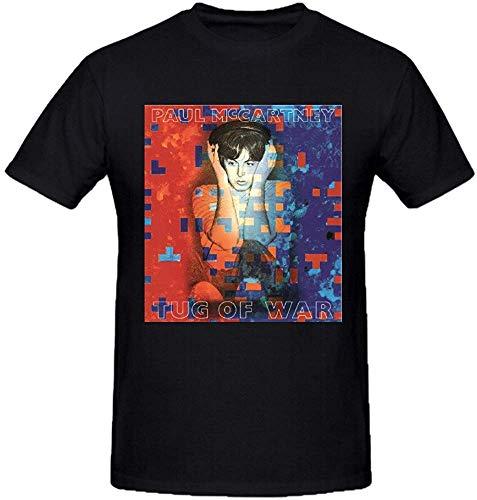 Kjjker Paul Mccartney Tug of War Men tee Shirts