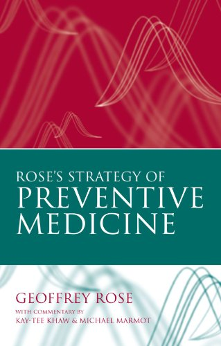 Compare Textbook Prices for Rose's Strategy of Preventive Medicine Updated Edition ISBN 9780192630971 by Rose, Geoffrey