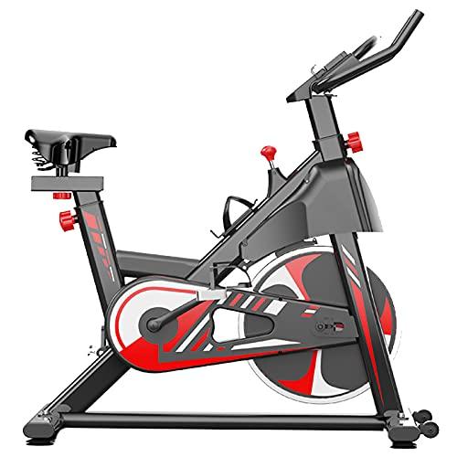 BETTER ANGEL LE Sellino E Manubrio Regolabili per Allenamento Cardio Domestico - Cyclette Magnetica, Sports Cyclette Aerobica da Spinning Allenamento Indoor Fitness Cardio Spin Bike