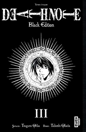 DEATH NOTE BLACK EDITION, tome 3