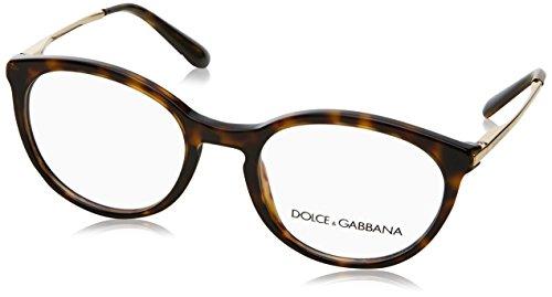 Dolce & Gabbana 0Dg3242, Monturas de Gafas para Mujer